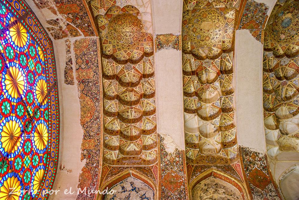 Detalle Shiraz