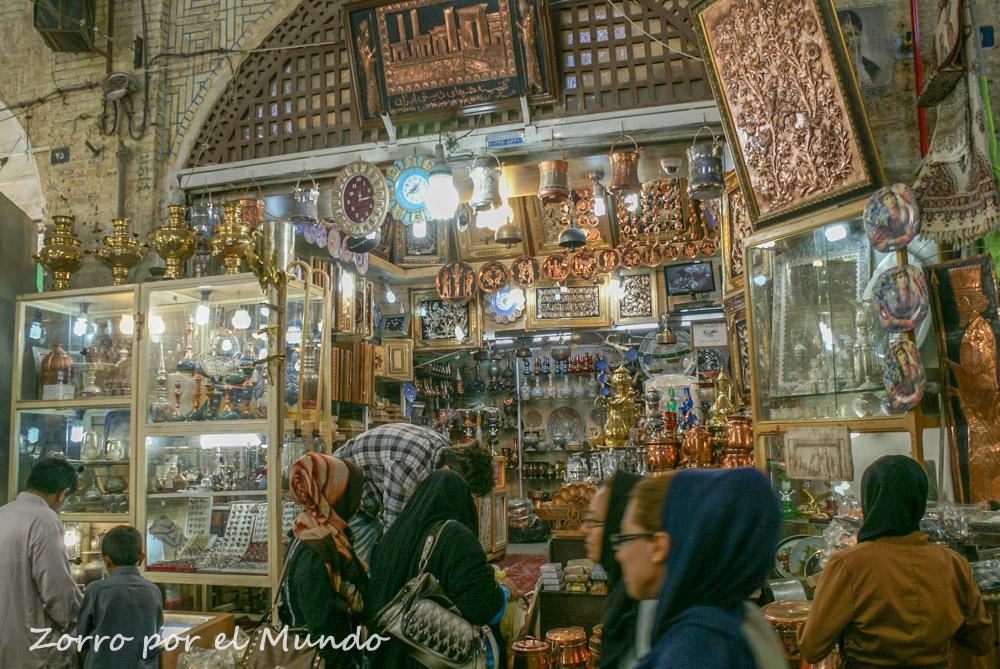 Bazaar Shiraz Mercado
