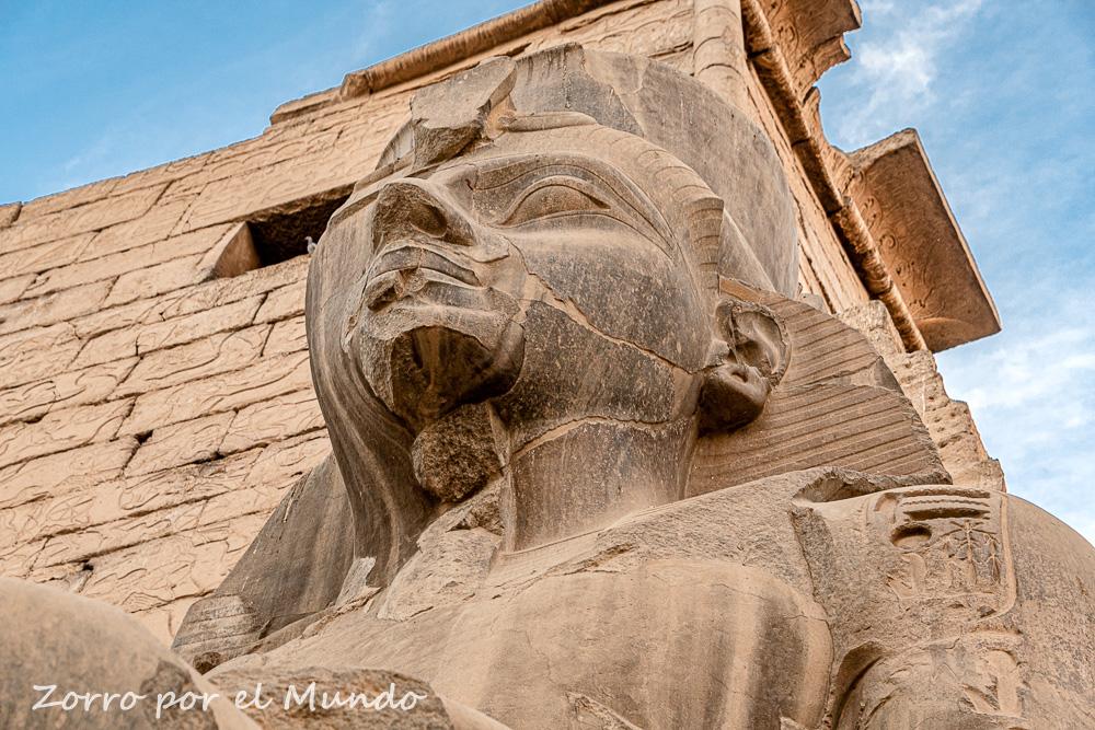 Egipto, afectaciones a la industria turística