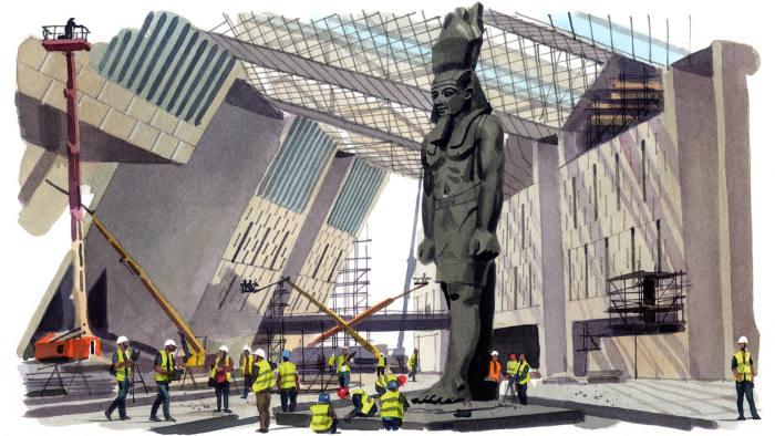 Museo Egipcio del Cairo