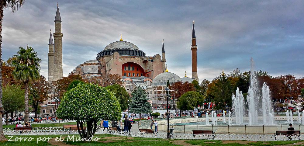 Qué pasa con Hagia Sophia