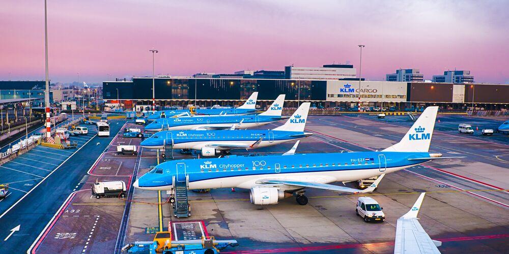 KLM las Aerolíneas más antiguas