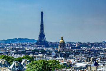 Francia busca disminuir vuelos