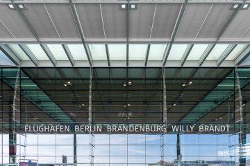 Aeropuerto Brandemburgo de Berlín
