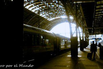 Trenes nocturnos en Europa