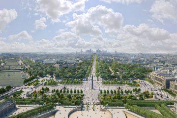Remodelación de Champs-Élysees