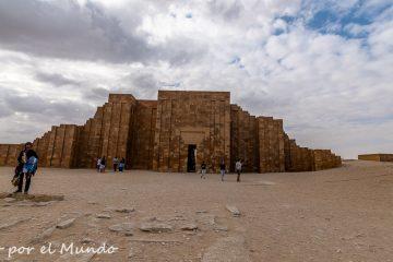 Visitar Saqqara