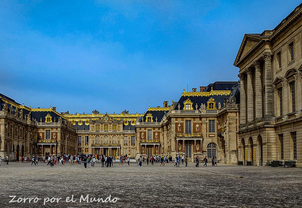 Versalles también podrá ser un destino en el Turismo a la Europea