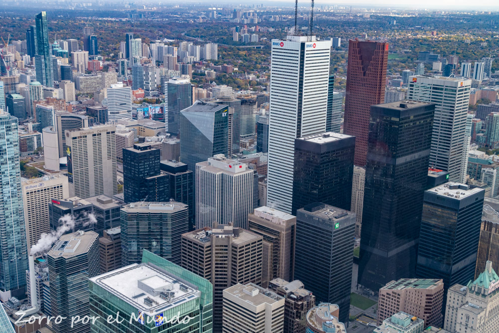 Se podrá pernoctar sólo en Toronto