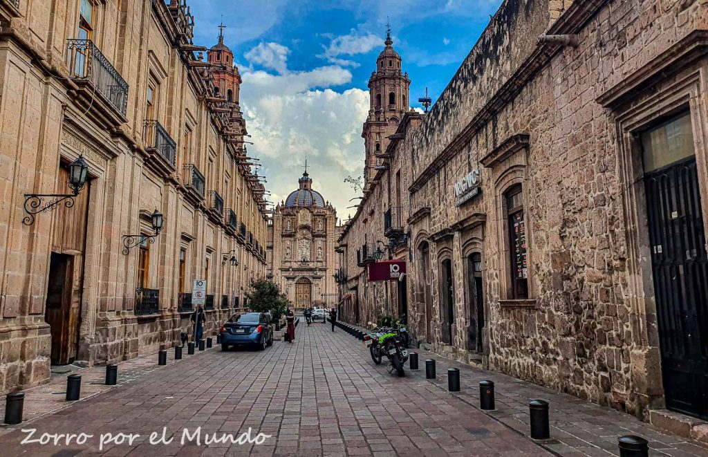 Centro de Morelia