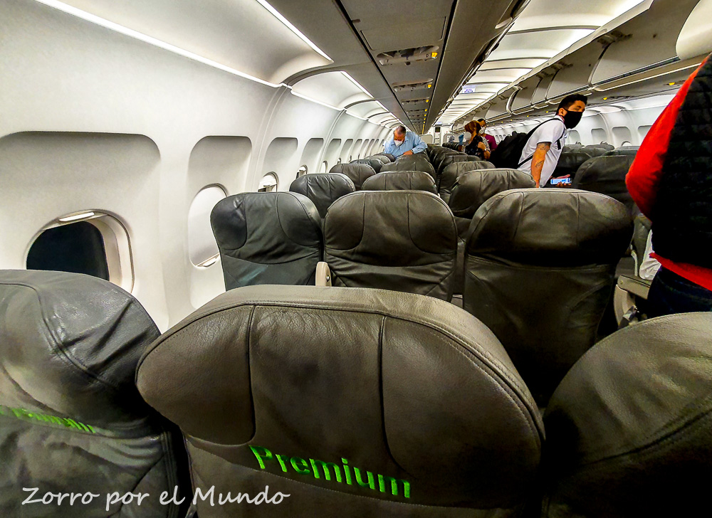 Volar en el 2021